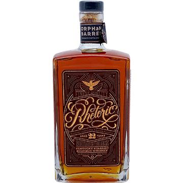 Orphan Barrel Rhetoric 22 Year Old Bourbon Whiskey