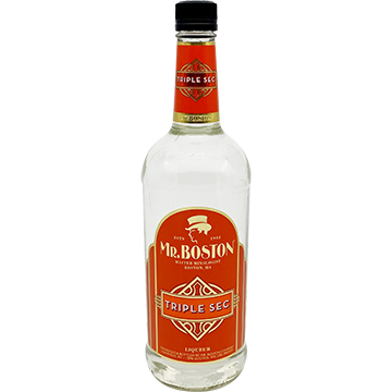 Mr. Boston Triple Sec Liqueur