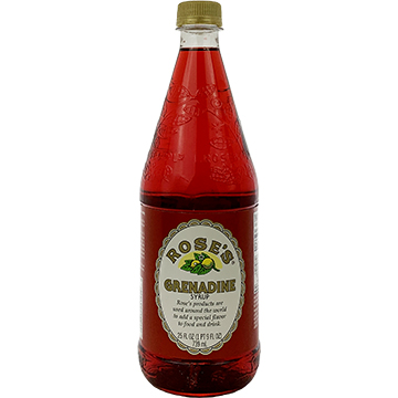 Rose's Grenadine Syrup
