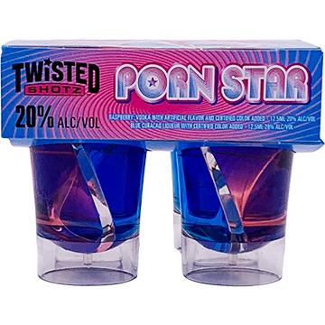 Twisted Shotz Porn Star