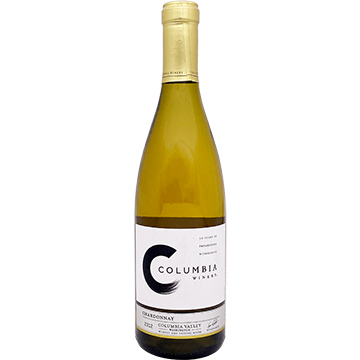 Columbia Winery Chardonnay 2012