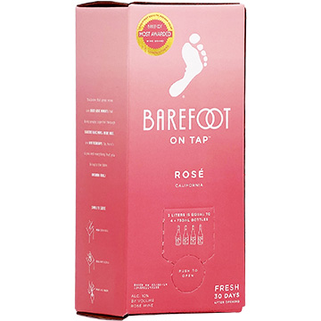 Barefoot On Tap Rose