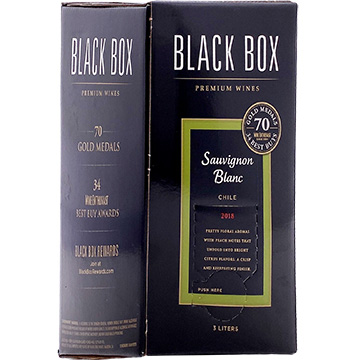 Black Box Sauvignon Blanc 2018