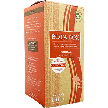 Bota Box Shiraz 2015