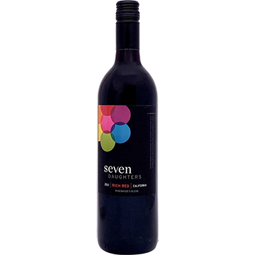 Seven Daughters Winemaker's Blend Rich Red 2013