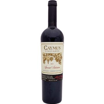Caymus Special Selection Cabernet Sauvignon 2013