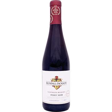 Kendall-Jackson Vinter's Reserve Pinot Noir 2016