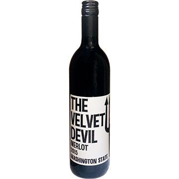 Charles Smith Velvet Devil Merlot 2015