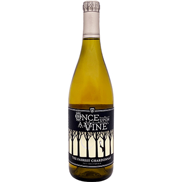 Once Upon A Vine The Fairest Chardonnay 2011