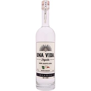 Una Vida Blanco Tequila