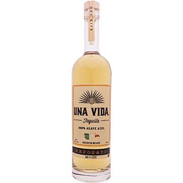 Una Vida Reposado Tequila
