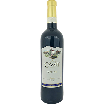 Cavit Collection Merlot 2012