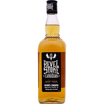 Revel Stoke Blended Canadian Whiskey