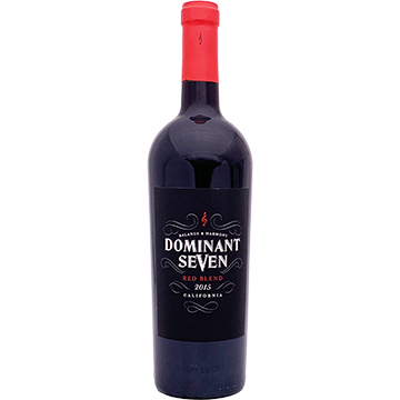 Dominant Seven Red Blend 2015