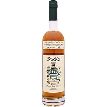Willett Family Estate Bottled 4 Year Old Small Batch Straight Rye Whiskey