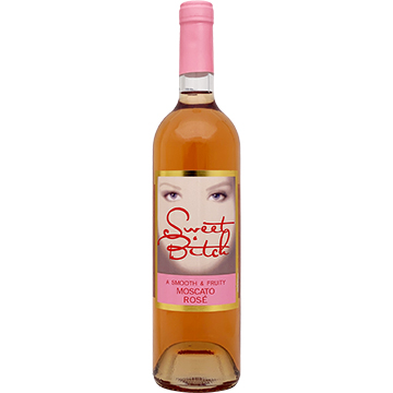 Sweet Bitch Moscato Rose 2018