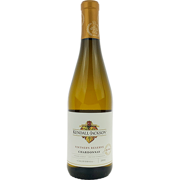 Kendall-Jackson Vintner's Reserve Chardonnay 2016