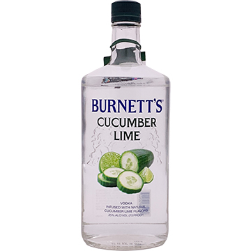 Burnett's Cucumber Lime Vodka