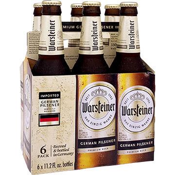Warsteiner Premium Beer