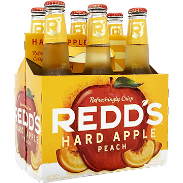 REDD's Hard Apple Peach Ale