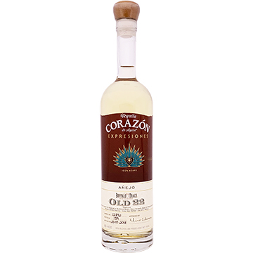 Corazon Expresiones Buffalo Trace Old 22 Anejo Tequila