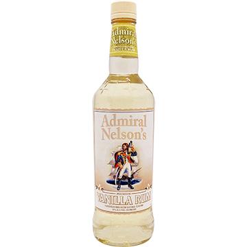 Admiral Nelson Vanilla Rum