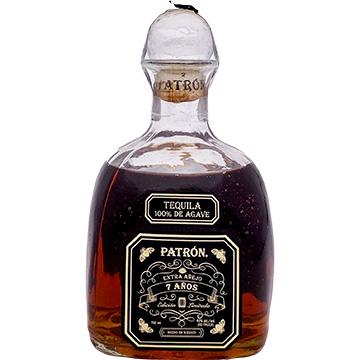 Patron Extra Anejo 7 Anos Tequila