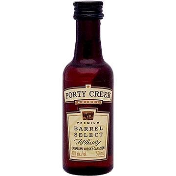 Forty Creek Barrel Select Blended Canadian Whiskey