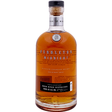 Pendleton Midnight Blended Canadian Whiskey