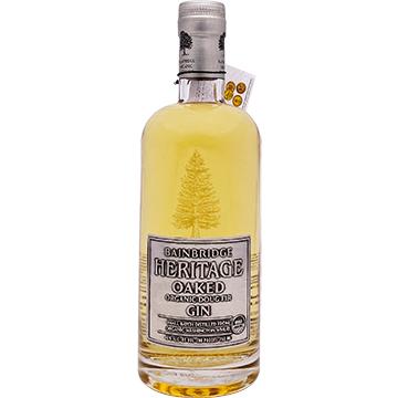 Bainbridge Heritage Oaked Doug Fir Gin