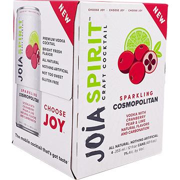 Joia Spirit Sparkling Cosmopolitan