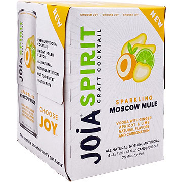 Joia Spirit Sparkling Moscow Mule