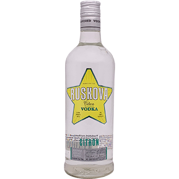 Ruskova Citron Vodka