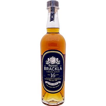 Royal Brackla 16 Year Old Single Malt Scotch Whiskey