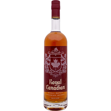 Royal Canadian Small Batch Blended Whiskey