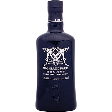 Highland Park Magnus Single Malt Scotch Whiskey