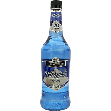 Hiram Walker Whipped Cream Liqueur