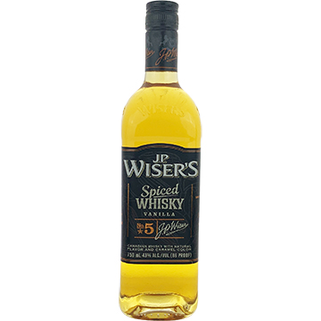 J.P. Wiser's Spiced Vanilla Whiskey