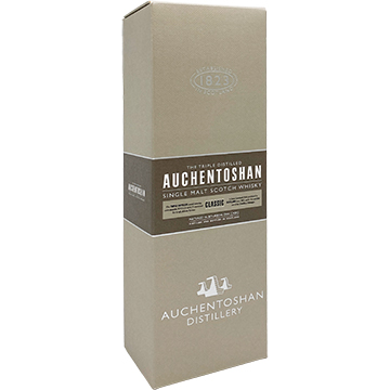 Auchentoshan Classic Lowland Single Malt Scotch Whiskey