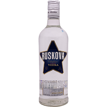 Ruskova Elderflower Vodka