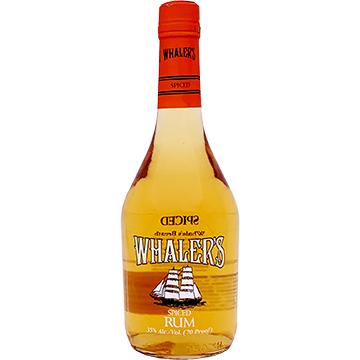 Whaler's Spiced Rum