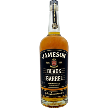 Jameson Black Barrel Whiskey