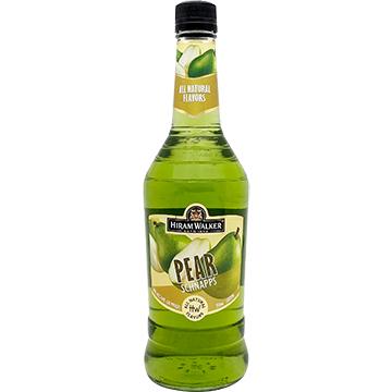 Hiram Walker Pear Schnapps Liqueur