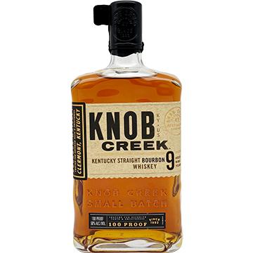 Knob Creek 9 Year Old Bourbon Whiskey