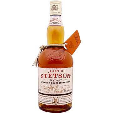 John B. Stetson Kentucky Straight Bourbon Whiskey