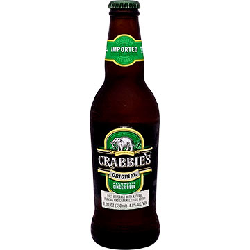 Crabbie's Original Alcoholic Ginger Beer