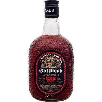 Old Monk XXX 7 Year Old Rum