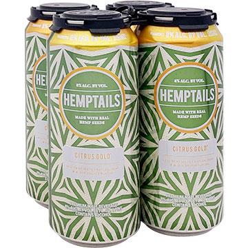 Hemptails Citrus Gold