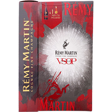 Remy Martin VSOP Cognac with 1738 Miniature Gift Pack