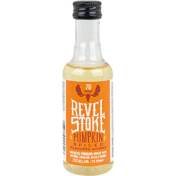 Revel Stoke Pumpkin Spiced Whiskey